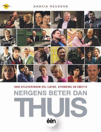 Nergens beter dan Thuis par Saskia Reusens,Karolien Cammaerts