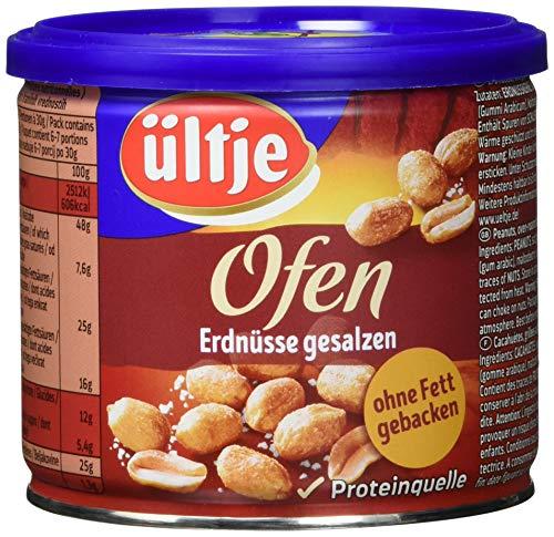 ültje Ofen Erdnüsse, gesalzen, 1 Pack (1 x 190 g)