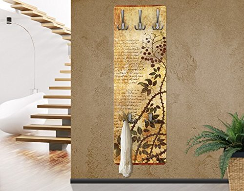 Appendiabiti - Secret Feelings 139x46x2cm, appendiabiti a muro, appendiabiti da muro, appendiabiti da parete, appendiabiti design