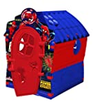 Spiderman Playhouse (Red/Blue)