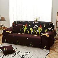 FDJKGFHGFCGDFGDG Funda de sofá con Fundas,Espesar Fundas sofá Antideslizante Lanzar el Protector de los Muebles Vinilo de sofá Universal de Cuatro Estaciones Tela elástica Funda sofá-R sofá