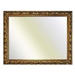 Cornice barocca 333 oro oro 70 x 100 cm specchio - Specchio cornice nera barocca ...