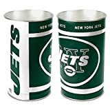 WinCraft New York Jets Football NFL Wastebasket
