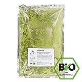 BIO Moringa ● 100 % Pulver ● Beliebtes Superfood ● Naturbelassen - Vegan - Glutenfrei ● 500 g Packung ● KoRo Drogerie