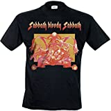 Sabbath - Sabbath Bloody Sabbath Men's T-Shirt Black Medium