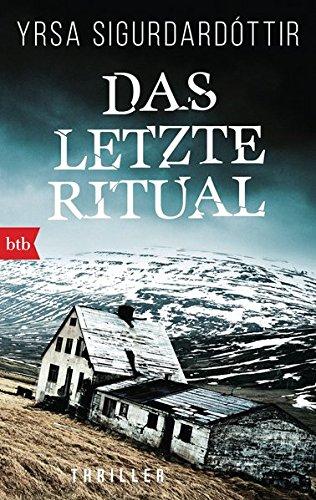 Buchseite und Rezensionen zu 'Das letzte Ritual' von Yrsa Sigurdardóttir