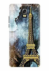 Noise Designer Printed Case / Cover for Lyf Water 10 / Patterns & Ethnic / Romanticis Design