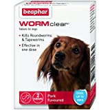 WORMclear Tablets for Dogs, 20 kg