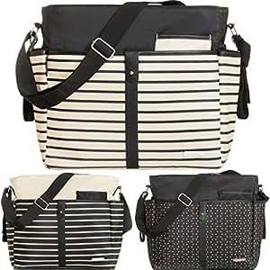 wickeltasche wickelauflage baby tasche mit befestigung f r kinderwagen buggy coffee. Black Bedroom Furniture Sets. Home Design Ideas