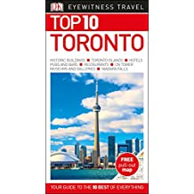 Top 10 Toronto (DK Eyewitness Travel Guide)
