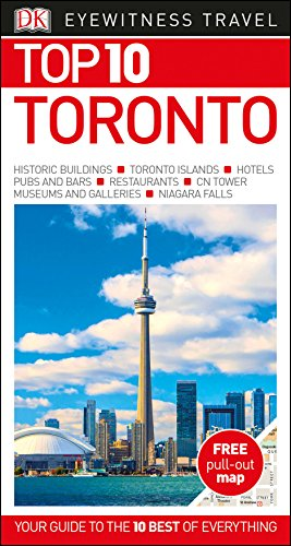 Price comparison product image Top 10 Toronto (DK Eyewitness Travel Guide)
