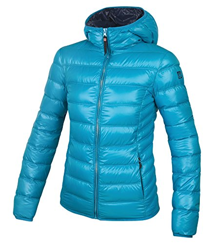 Smart Living Outdoor Brf15ww03 Holiday Down Jacket Woman Piumino Cappuccio Donna Colore Indaco Taglia (Asics Womens Shirt)