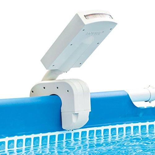 Intex Projecteur de Piscine LED PP Lampe pour Piscine de Jardin Terrasse