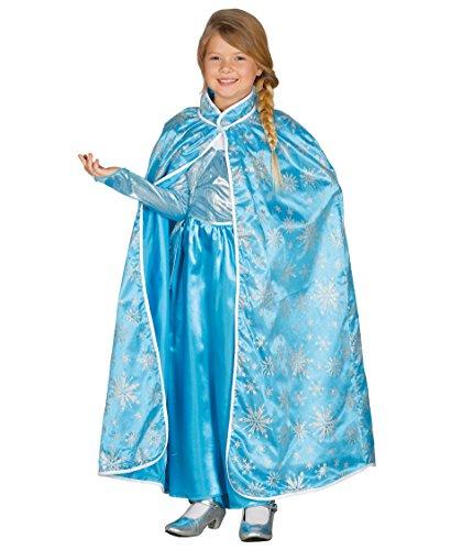 Guirca Fiestas GUI18638 - Umhang EIS-Prinzessin, - Eis Königin Kostüm Frozen