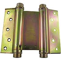 FRIDAVO Pendeltürband doppelt wirkend, Große 36, Stahl gelb passiviert, 126B / 36 GELB.PASS.