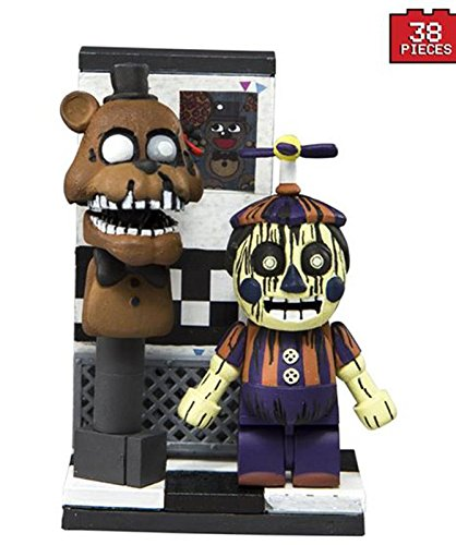 Five Nights at Freddy\'s Office Hallway