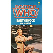 Doctor Who-Earthshock (Target Doctor Who Library) by Ian Marter (16-Apr-1992) Paperback