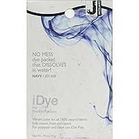 Navy for Natural Fabrics 14gm Fabric Dye-iDye (Jacquard)