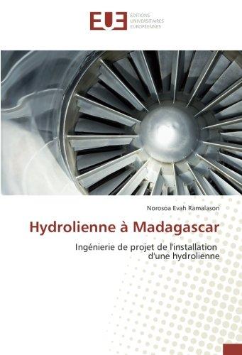 Hydrolienne A Madagascar: Ingenierie de projet de l'installation d'une hydrolienne
