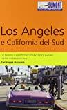 libro Los Angeles e California del Sud. Con mappa