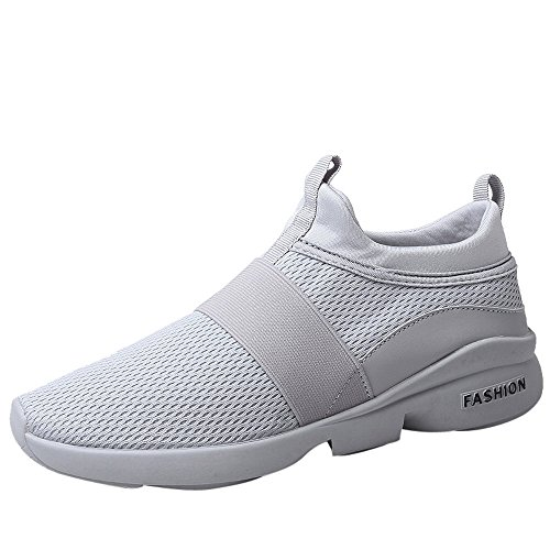 ELECTRI Hommes Femme Basket Mode Chaussures de Sports Loisirs Course Sauvage Sneakers Fitness Gym athlétique Outdoor Chaussures en Maille Respirante