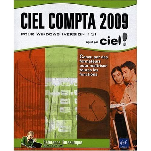 Ciel Compta 2009 de Béatrice Daburon (10 novembre 2008) Broché