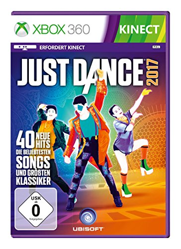 Just Dance 2017 - [Xbox 360]