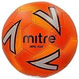 Official Mitre Impel Plus Calcio Pallone da Calcio - Arancione, Size 5