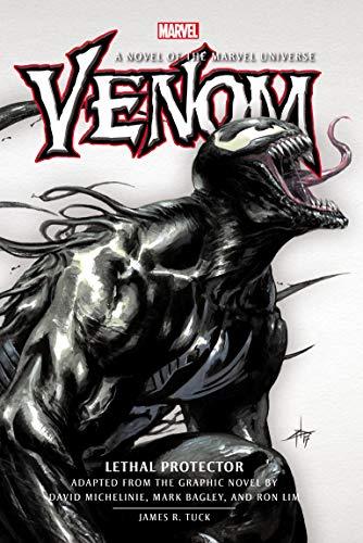 Venom: Lethal Protector Prose Novel (Marvel Original Prose Novels Book 1) (English Edition)
