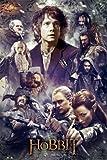 empireposter - Hobbit, The - Desolation of Smaug - Collage - Größe (cm), ca. 61x91,5 - Poster, NEU - Fantasy Film Poster, text auf Englisch
