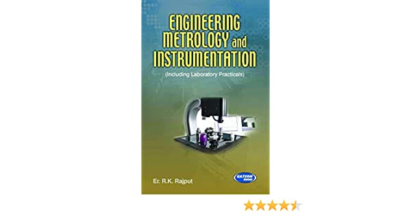 Mechanical Measurements And Metrology By Rk Rajput Pdf