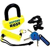Oxford The Boss Lock Disc Amarillo