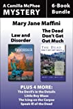 Speak Ill of the Dead by Mary Jane Maffini front cover