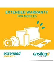 OnsiteGo 1 Year Extended Warranty for Mobiles (Rs. 15,001 to 20,000)