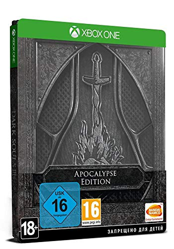 Dark Souls III: Apocalypse Edition - Day-One Limited - Xbox One