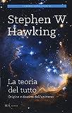 Stephen Hawking (Autore), D. Didero (Traduttore)(35)Acquista: EUR 10,00EUR 8,505 nuovo e usatodaEUR 8,50