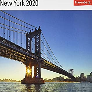 New York Postkartenkalender 2020. Wochenkalendarium. Blockkalender. Format 16 x 17,5 cm (3840021561) | Amazon price tracker / tracking, Amazon price history charts, Amazon price watches, Amazon price drop alerts