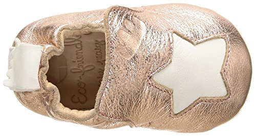 Easy PeasyBLUBLU ETOILE - Scarpine e pantofole primi passi  Bimba 0-24 Pink (432 pink/blanc)