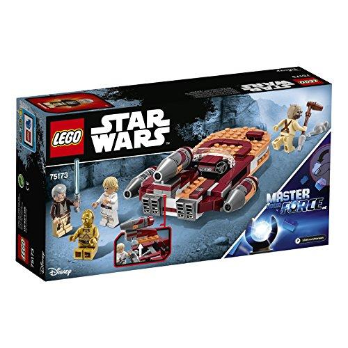 LEGO Star Wars   Landspeeder de Luke (75173)