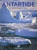 libro Antartide. Il continente blu