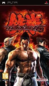 Tekken 6 Psp Amazon In Video Games