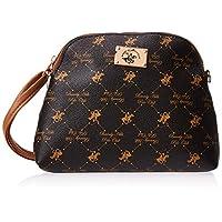 BHPC Womens Crossbody Bag, BROWN - BHVA330BN