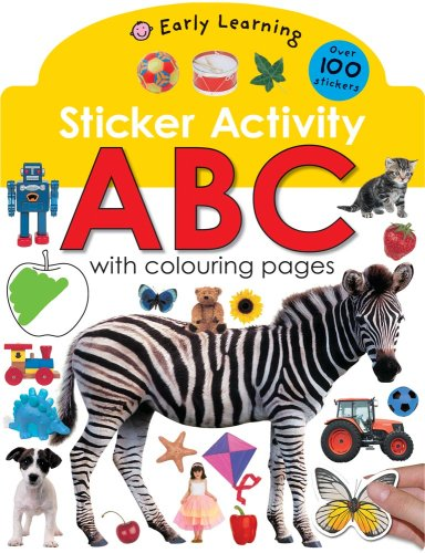 ABC (Early Learning Sticker (Abc Sticker Book)