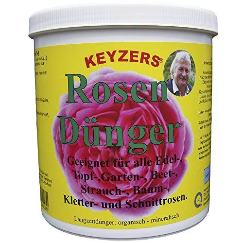 Keyzers Rosendünger Spezial-Konzentrat 1.000g