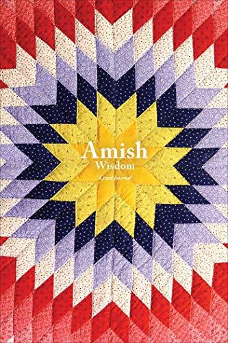 Amish Wisdom Lined Journal (Journals) Pennsylvania Dutch Design