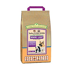 James Wellbeloved Dog Light Turkey and Rice Dry Mix 1.5 kg (Pack of 2) from Crown Pet Foods