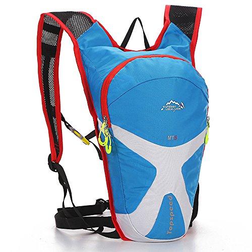 Radfahren, Natur -, Sport -, Rucksäcke, Langlauf, Laufen, Männer Und Frauen, Freizeit - Taschen Light Blue