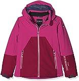 CMP Mädchen Jacke Skijacke, Hot Pink, 116, 3W09175