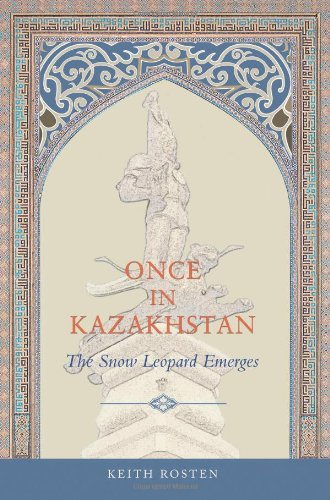 Once in Kazakhstan: The Snow Leopard Emerges por Keith Rosten