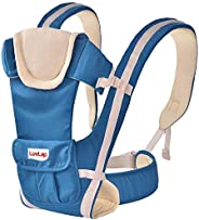 Luvlap Baby Carrier, Blue